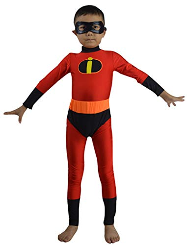 ourworth Kids The Incredibles Cosplay Costume