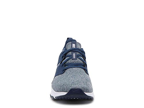 Nike Vrouwen Air Bella Marine / Wit-wolf Grijze Sportschoenen