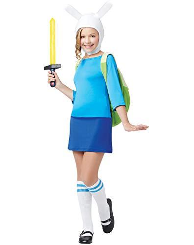 Adventure Time Fionna Costume Girls -