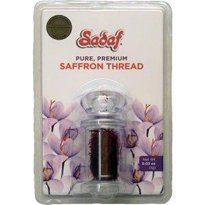(Sadaf Saffron Thread Pure, Premium 1g)