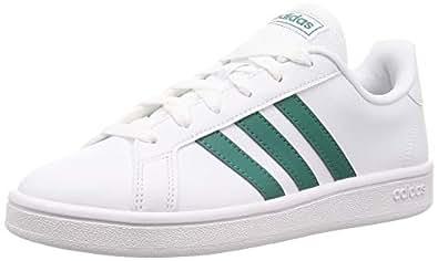 adidas Grand Court Base Men's Sneakers, White, 9 UK (43 1/3 EU)