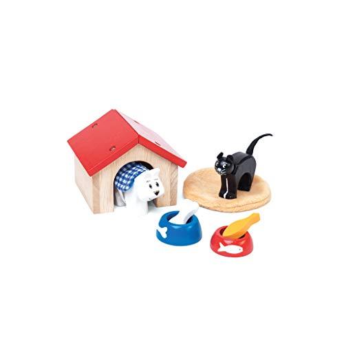 (Le Toy Van Dollhouse Furniture & Accessories, Pet Set)