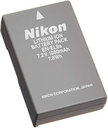 EN-EL9 EN-EL9a EN EL9 Battery Rechargeable for Nikon D3000 D5000 D40 D50 D60 D6R1 D3X D40X SLR Cameras by CLBAT
