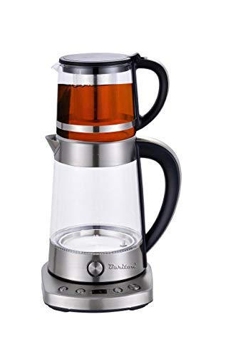 Bariton Electric tea maker 1.7L Stainless Steel