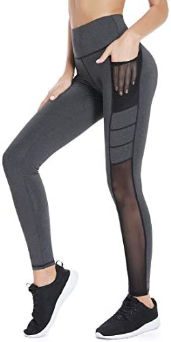 Waisted Leggings Control Workout Trousers product image