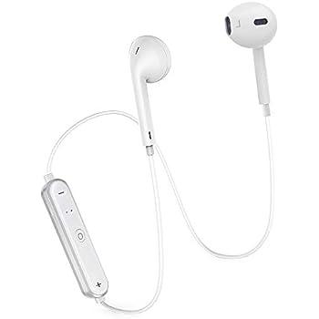 Amazon Com Wireless Bluetooth Headphoneswireless Earbuds Sport