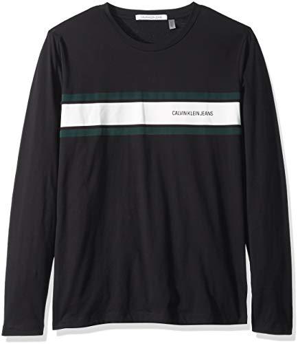 Calvin Standard Klein Maglietta Black 41j7532 Uomo 0wUTq0p