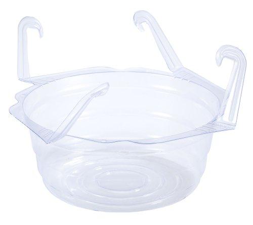 Hanging Basket Drip Pans, 8
