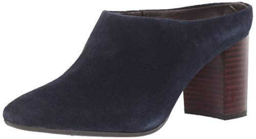 - Aerosoles Women's CAST Stone Sneaker, Dark Blue Suede, 9 M US