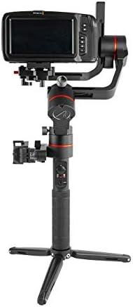 Accsoon A1-PRO プロフェッショナル 3軸 手持ちジンバルスタビライザー 3.6kg Cine Eye 1080P