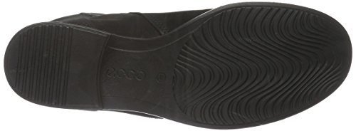 ECCO Touch 25 B, Botines para Mujer Negro (BLACK12001)
