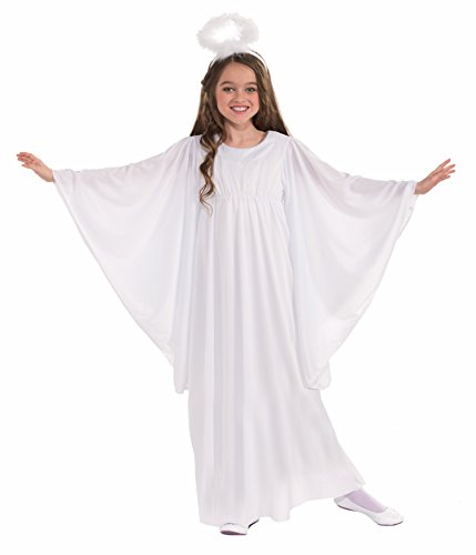 Forum Novelties Angel Child Costume,White , -