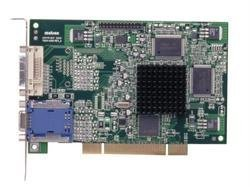 MATROX GRAPHICS G450 DualHead PCI 32MB Multimonitor MGA G450 DDR SDRAM RoHS DVI Plug-in Card