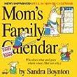 Mom's Family Calendar 2006