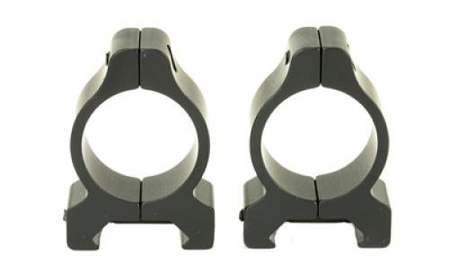 Leupold Rifleman Vertical Split Rings Matte 55850 ()