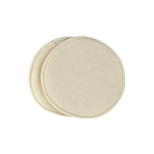 Lana Care Nursing Pads - Organic Wool Nursing Pads - Medium ()
