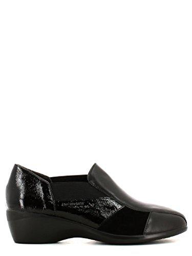 Stonefly Women's Loafer Flats black black 15 UK msIzRfea29