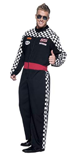 Underwraps Men's Speed Demon Funny Theme Party Outfit Halloween Costume, One -