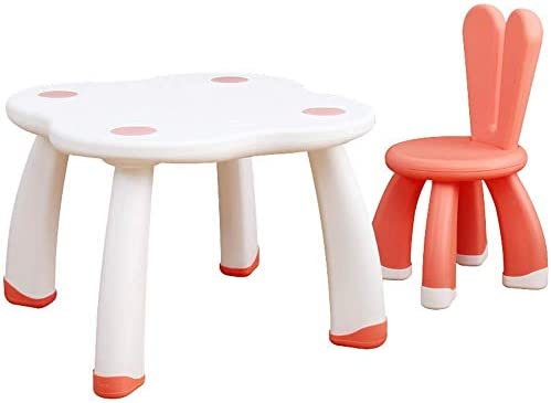 Kids Desk And Chair Set Kids Table And Chairs Set Childrens Toddler 2 In 1 Plastic Activity Tables Sets Best For Toddlers Reading For Writing Reading And Drawing Amazon Sg Sports Fitness Outdoors