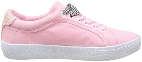 Pepe Jeans London Damen Rene Skate Sneaker Pink (Petal)