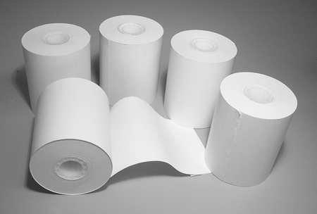 Printer Paper, Rolls, PK5 -  Bacharach, Inc., 24-0980