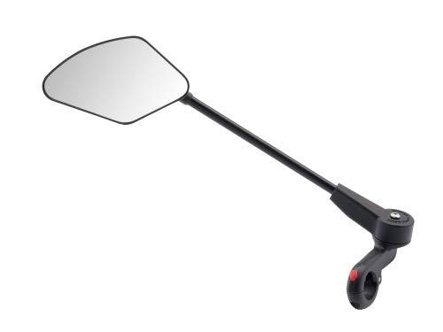 ViD® Inklapbare fietsspiegel KF Cross Type A mttl. buitenklem