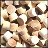 WIDGETCO 5/16'' Maple Wood Plugs, End Grain(QTY 5,000)