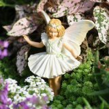 Miniature Fairy Garden Christmas Tree Fairy