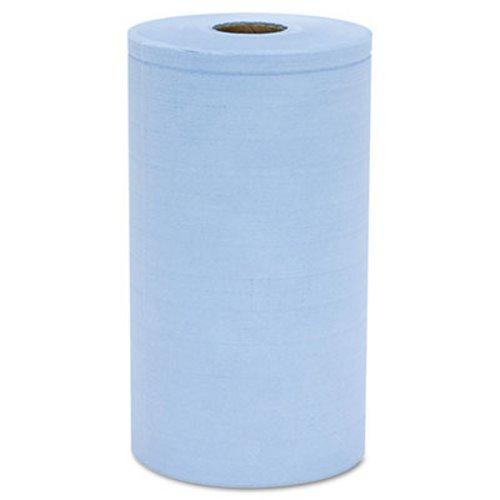 (Hospeco HOS C2375B 275' Length Blue Color Toughworks Perforated Scrim Wiper)