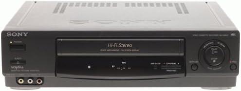 B00000JXV1 Sony SLV-688HF 4-Head Hi-Fi VCR 3178MKAAN6L.