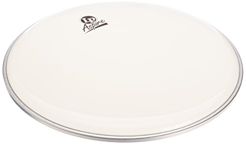 Latin Percussion LPA256A Timbal Smooth white surface by Latin Percussion