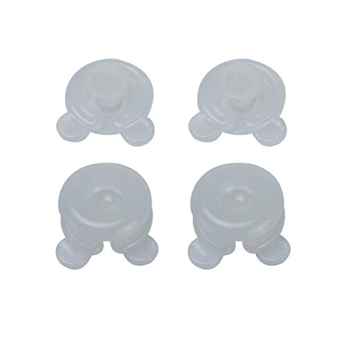 Clam Blue Aluminum (4 Pcs Blankets Leaf Comforter Bed Duvet Donuts Holders Tweezers Clam Forceps)