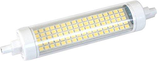 Silver Electronics Bombilla LED 5000K R7s, 8 W, 11.8 x 2.3 x 0.03 cm