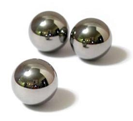Replacement Steel Balls for BRIO Labyrinth (Pack of 3) BC Precision BRIO3