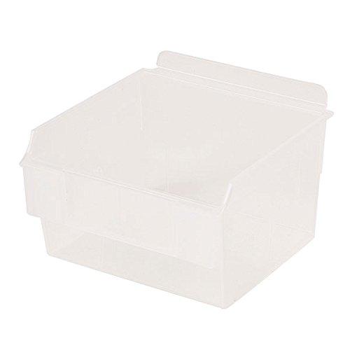 New Retail Standard Black Storbox for Slatwall 4.65''d x 5.5''w x 3.35''h by Storbox