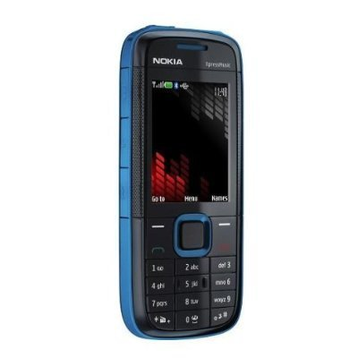 (Nokia 5130 XpressMusic GSM Quadband Phone (Unlocked) Blue)