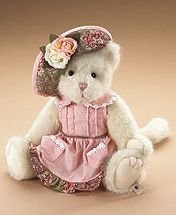 (Boyds Purr-Lee Paisley Plush Cat #904612 To Be Retired)