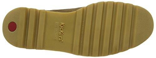 Kickers Boots Chukka Sand Dark Classic Herren Beige Kymbo rRzqrF7