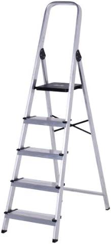 Altipesa Escalera taburete Aluminio escalera - Escalera de mano: Amazon.es: Bricolaje y herramientas