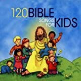120 Bible Songs for Kids by Countdown Kids
