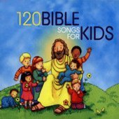 120 Bible Songs for Kids by Countdown Kids by Madacy Special Mkts