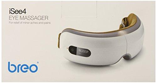 Massager Breo iSee4 numérique sans fil Eye avec la chaleur de compression et de la musique