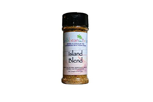 Island Blend-Perfect Seafood every time & the best vegetable spice out there