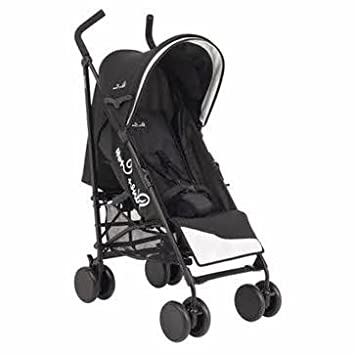 Modelic Silver Cross Micro Stroller In Pepper Amazon Co Uk Baby