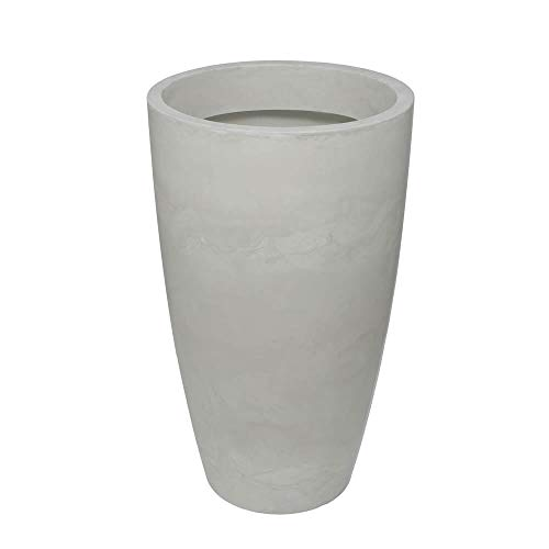 Vaso Verona 64 X 110 Cm Antique Branco Vasart Verona Antique Branco 64x110cm