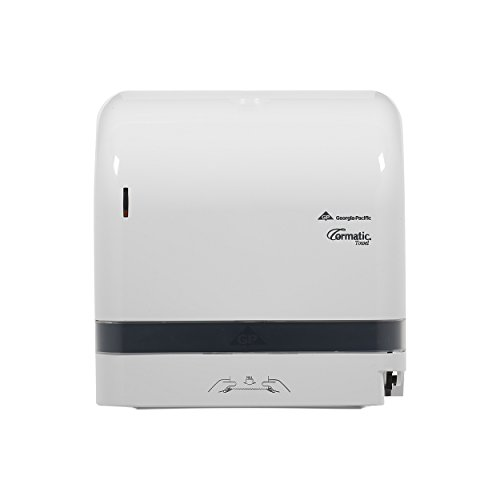 00K Cormatic Mechanical Designer Series Roll Towel Dispenser (Crank Roll Towel Dispenser)