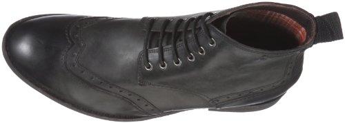 Clarks Gofor It 203471807 Herren Stiefel Schwarz/Black Leather