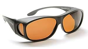 Amazon.com: Solar Shield Classic Sunglasses Fits Over
