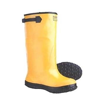 17 inch Over Shoe Style Yellow Slush Boots size 11