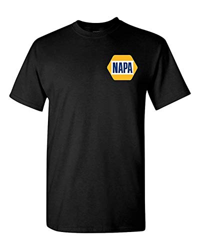 Napa Auto - STONSTAIN Napa t Shirt Auto Parts Car Repair Mechanic Shirt Racing t Shirt S-3X Black
